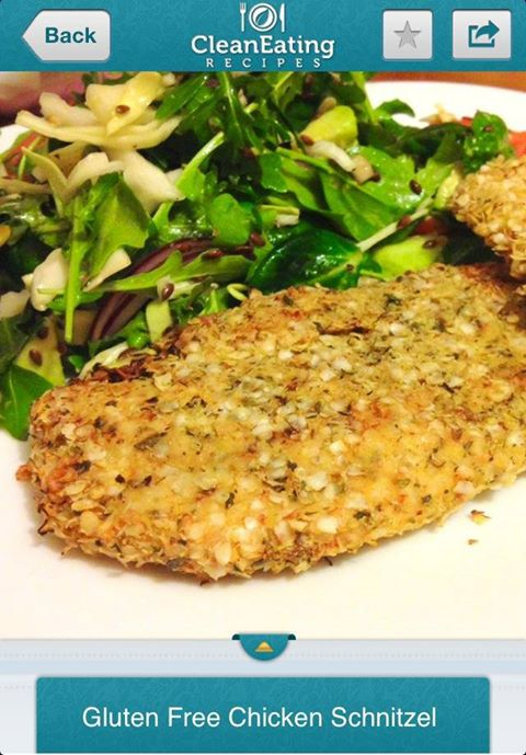 Gluten Free Chicken Schnitzel Recipes — Dishmaps